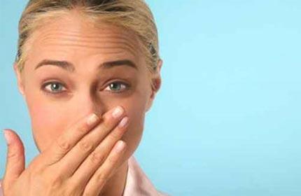 Infekcija usta i desni