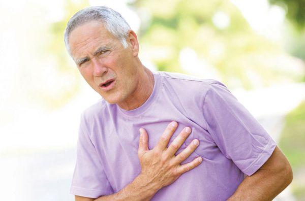 Bol u grudima