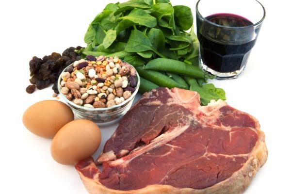 Biljna hrana bogata gvoždjem