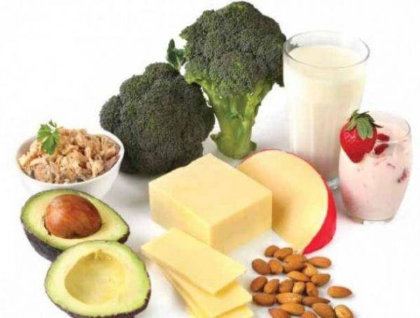 Biljna hrana bogata kalcijumom