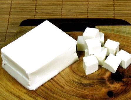 Recept od soje – Tofu pirjan s povrćem