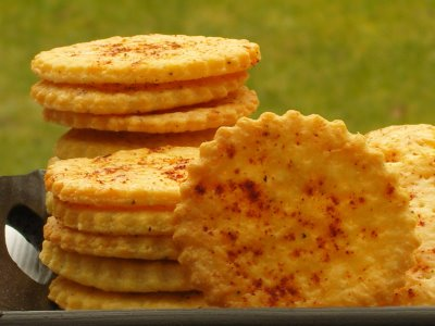 Recept za pravljenje krekera