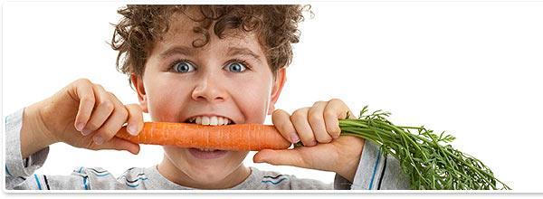 Šargarepa u ishrani