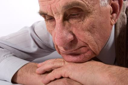 Depresija kod starijih osoba