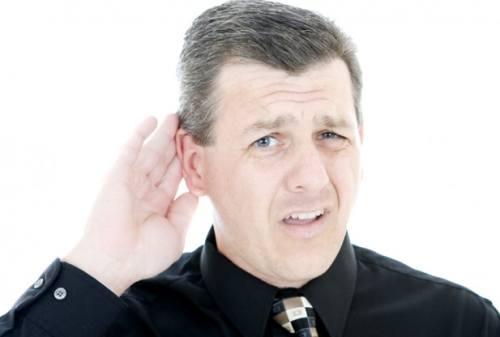 Gubitak sluha kod starijih osoba