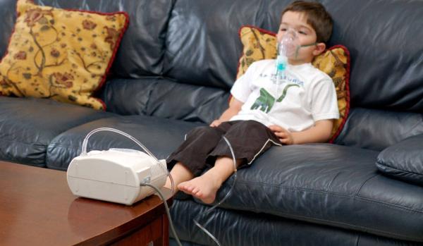 Lečenje astme kod dece