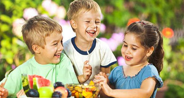 Belančevine u ishrani dece potrebne za rast i razvoj