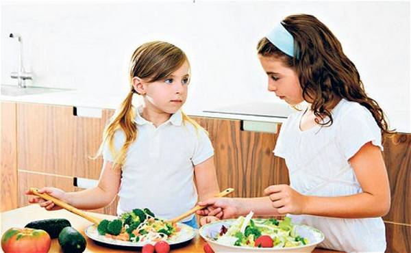 Mineralne soli u ishrani dece